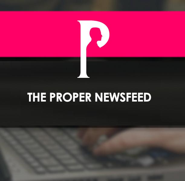 The Proper Newsfeed се съставя от практикуващи специалисти в областта на социалните мрежи и онлайн комуникациите от Proper.media